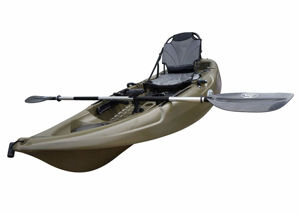Brooklyn Kayak Company BKC UH-FK285 9.5Foot Sit