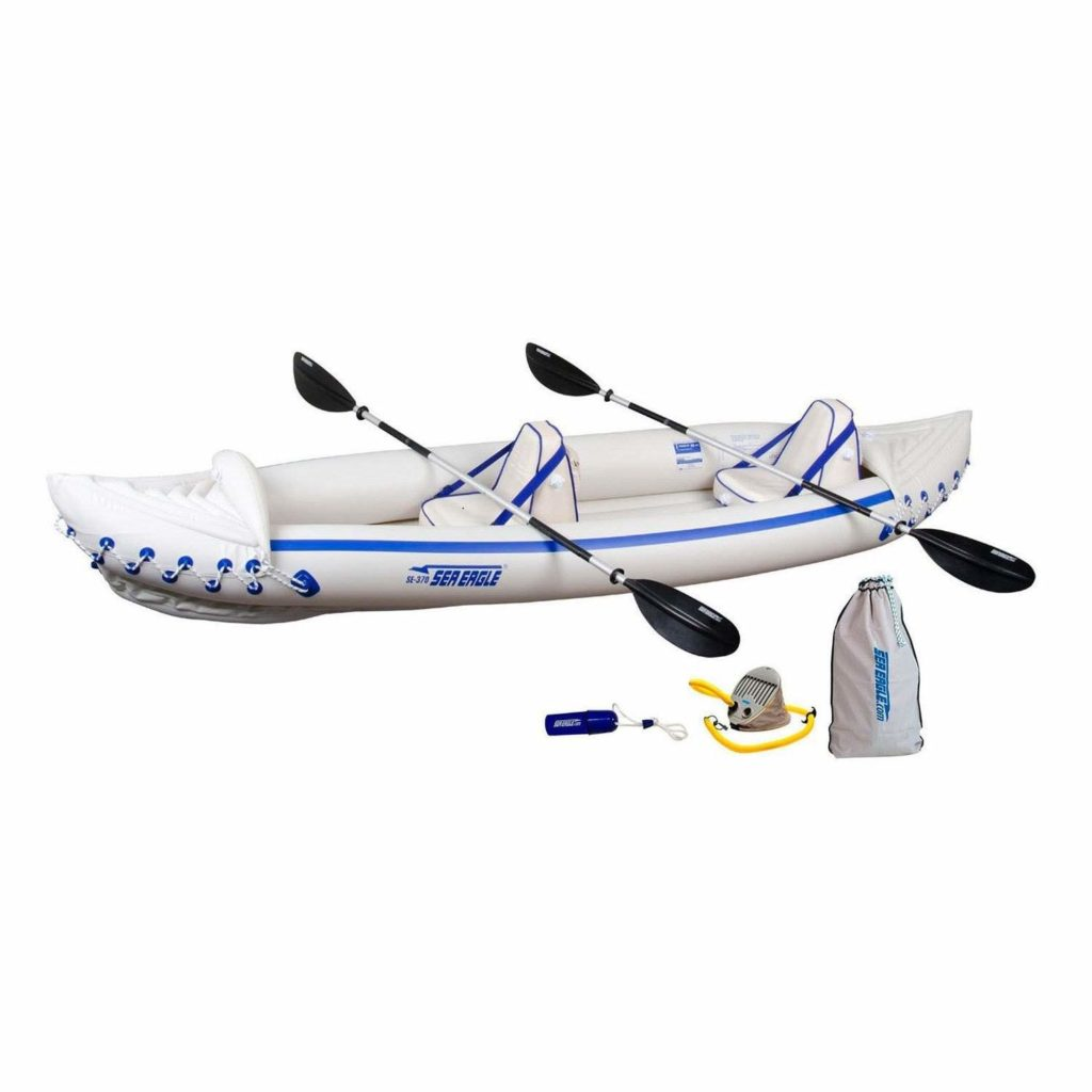 Sea Eagle 370 Pro 3 Inflatable Kayak