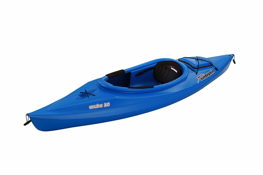 Sun Dolphin Aruba Affordable Fishing Kayak