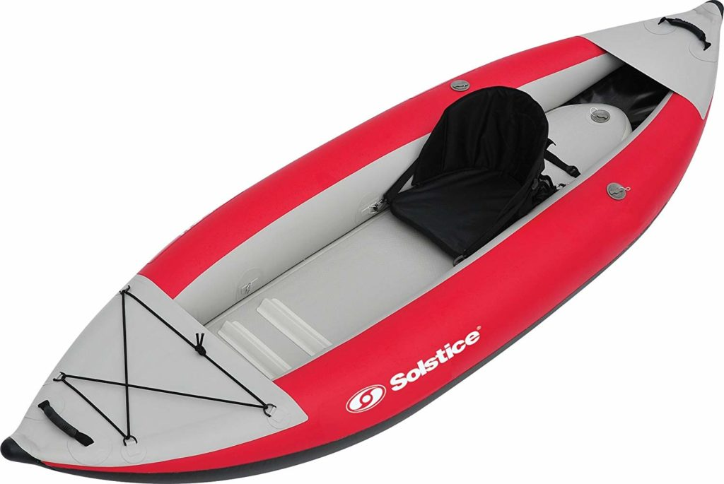 Solstice by Swimline Flare, 1 Person Kayak
