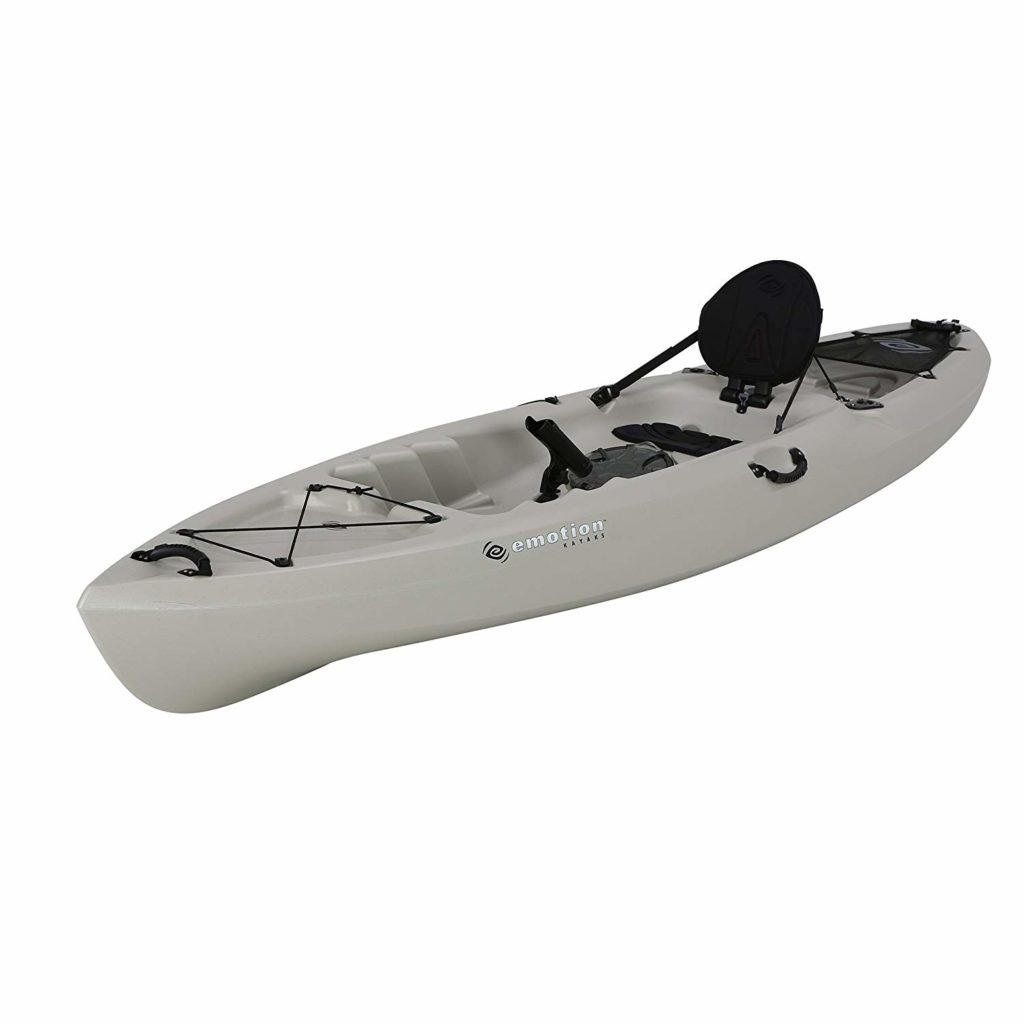 Lifetime Emotion Stealth Angler Ocean Fishing Kayak