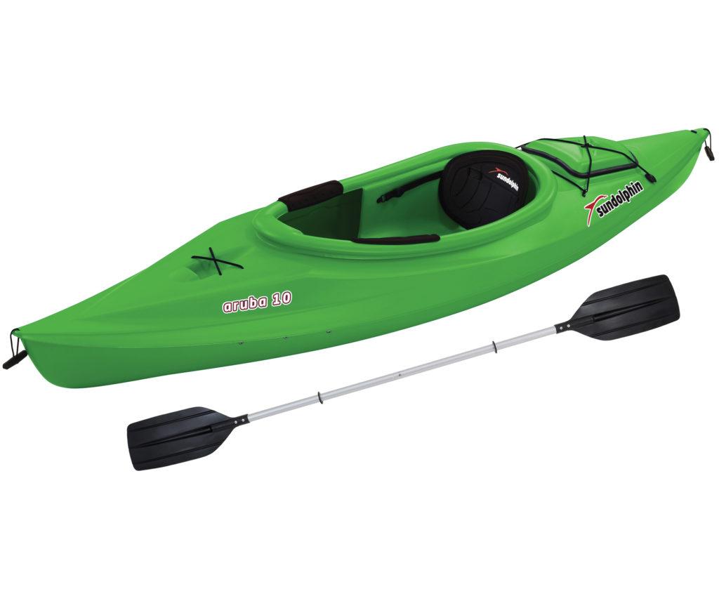 Sun Dolphin Aruba Kayak 10-foot