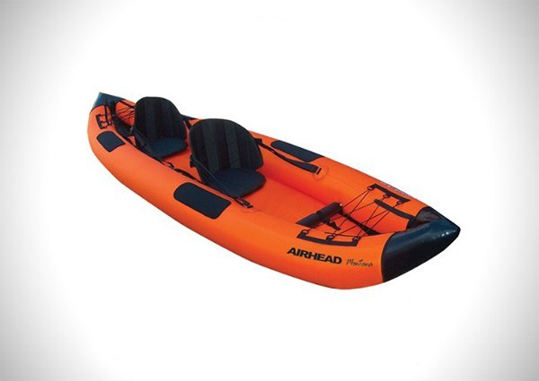 Air Head Montana Affordable Fishing Kayak