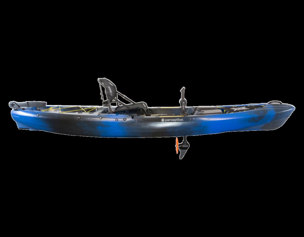 Perception Pescador Pilot 12.0 Ocean Fishing Kayak