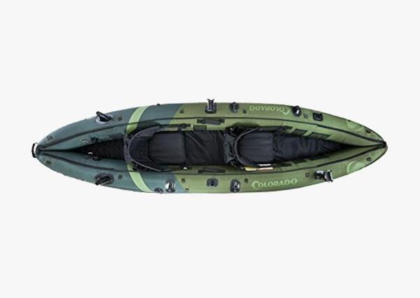 Sevylor Coleman Colorado River Fishing Kayak