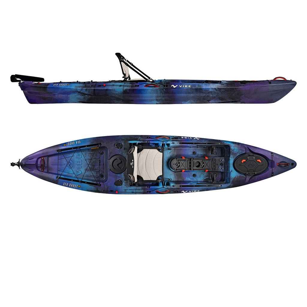 Vibe Sea Ghost 130 Ocean Fishing Kayak