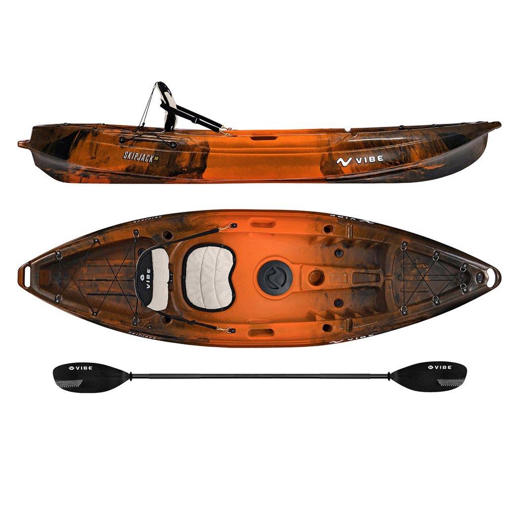 Vibe Skipjack 90 Ocean Fishing Kayak