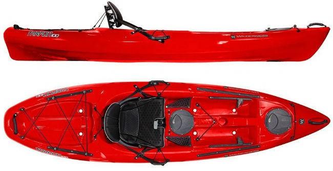 Wilderness Systems Tarpon 100 River Fishing Kayak