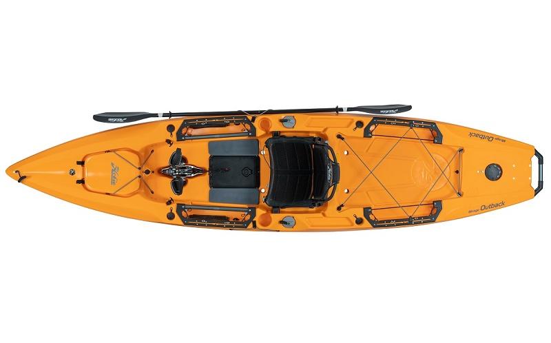 Hobie Mirage Outback River Fishing Kayak