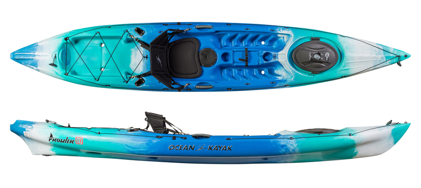 Ocean Kayak Prowler 13 Angler River Fishing Kayak