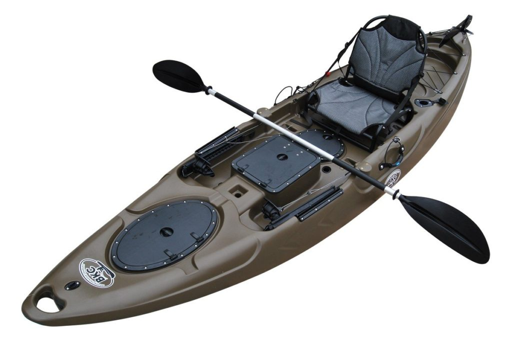 Brooklyn Kayak Company BKC RA220 11.6' Single Fishing Kayak